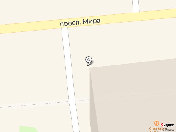 New Age на карте Красноярска