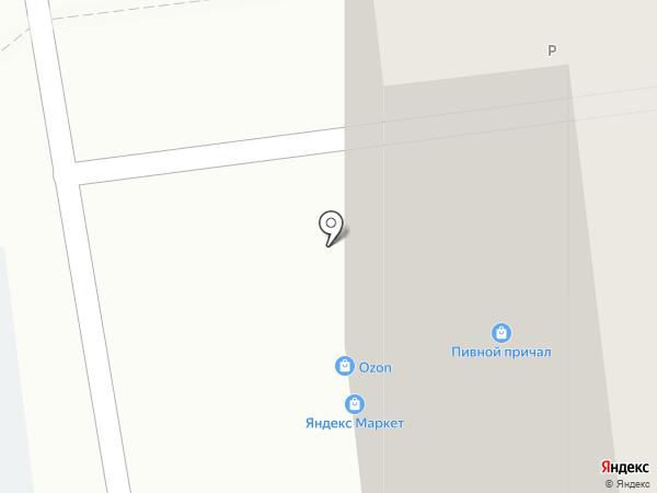 Vesna на карте Красноярска