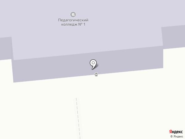 Ампир на карте Красноярска