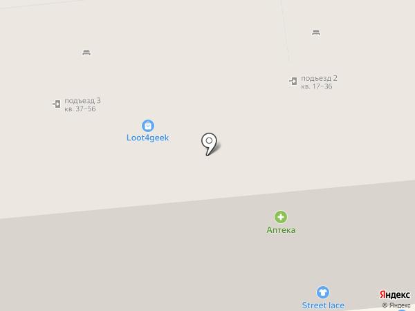 Экомедика на карте Красноярска