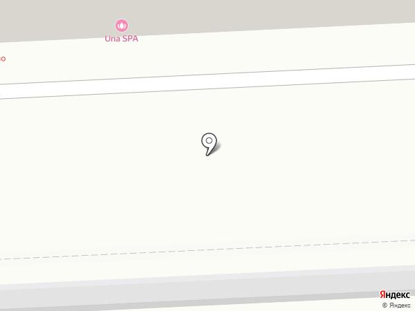 КРАСБЕТОН на карте Красноярска