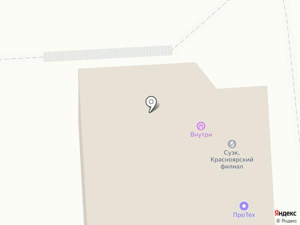 Добрый печатник на карте Красноярска