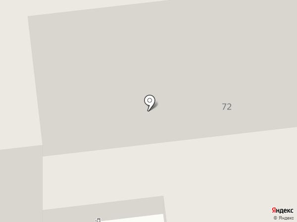 Велес на карте Красноярска