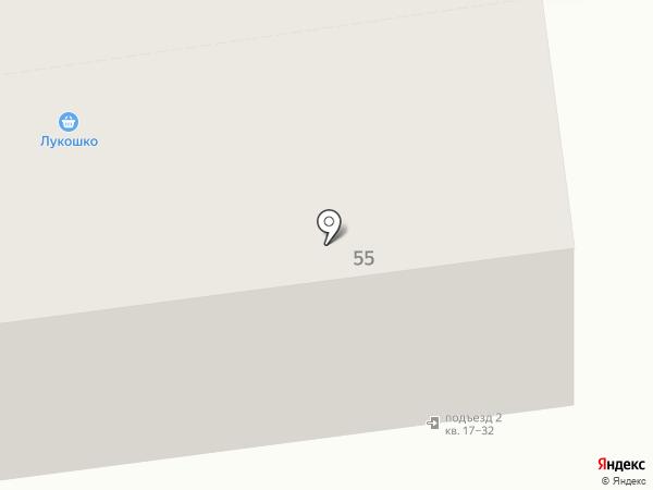 Vavilon3D на карте Красноярска