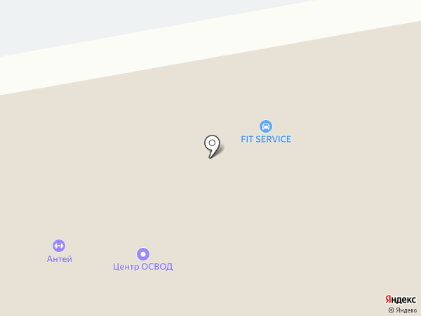 Ваш Юрист на карте Красноярска