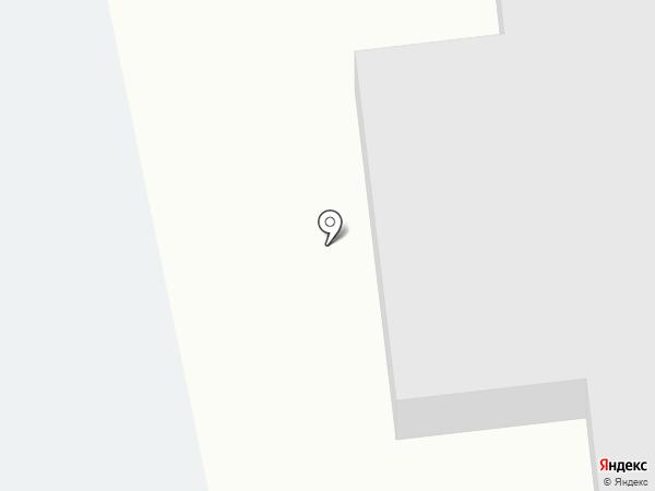 АВТОДЕЛЬ на карте Красноярска