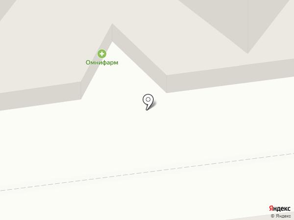 Омнифарм на карте Красноярска