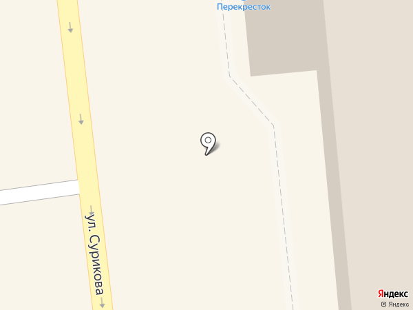 Вокальная студия Юлии Лесниковой на карте Красноярска