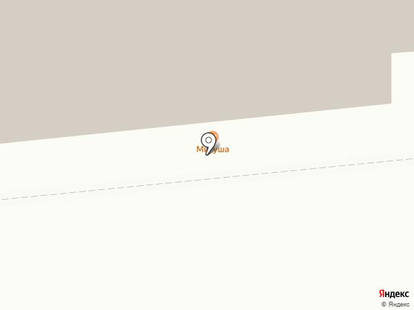 Мигуша на карте Красноярска