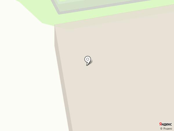 Автомойка на карте Красноярска