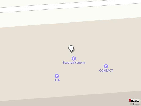 Азиатско-Тихоокеанский банк, ПАО на карте Красноярска