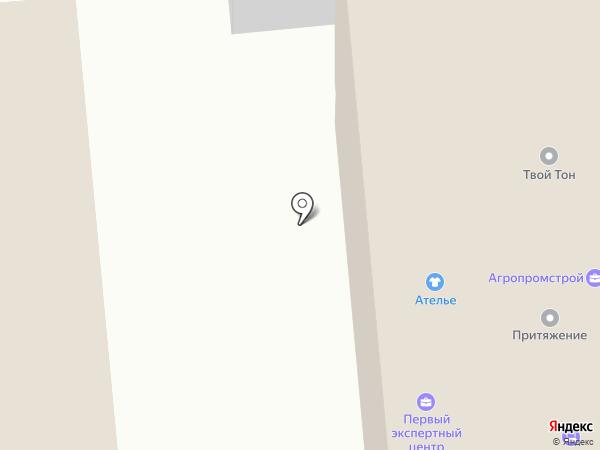 ЗАЩИТА на карте Красноярска
