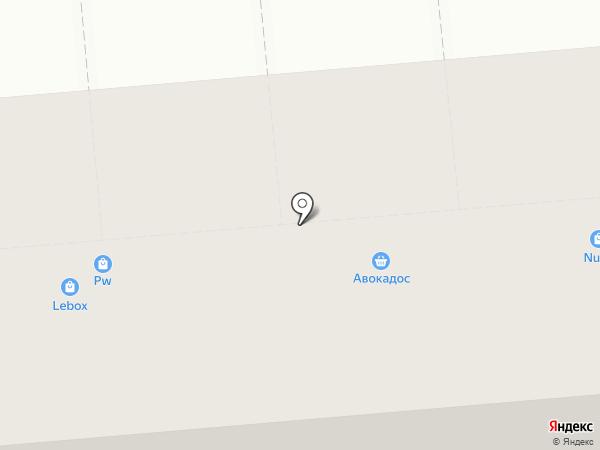 BOTANIKA на карте Красноярска