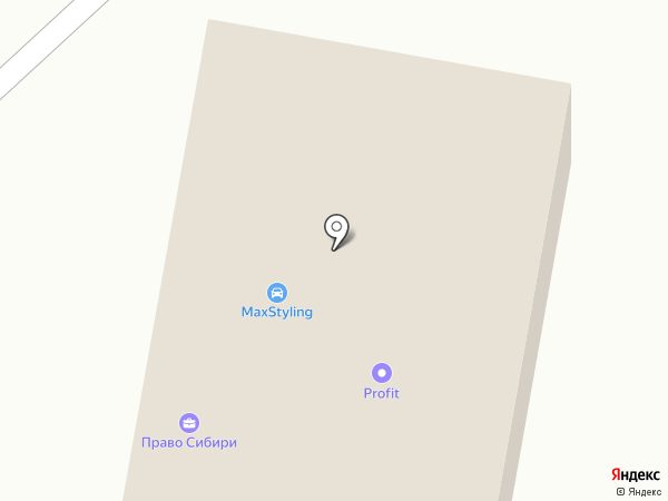 AURAPRO на карте Красноярска