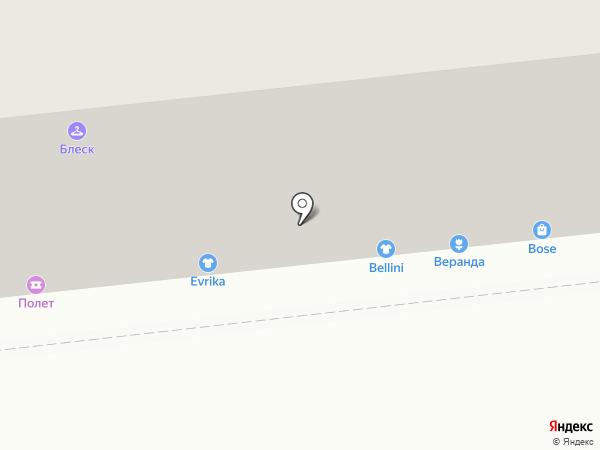 Apple Fix на карте Красноярска