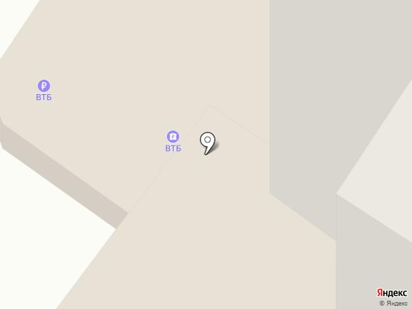Ломбард 999 на карте Красноярска