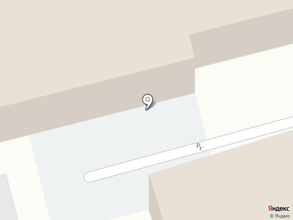 АвтоТон на карте Красноярска