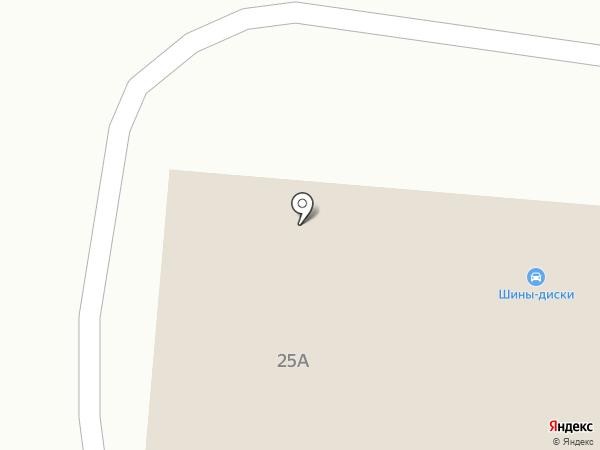 АвтоДок на карте Красноярска