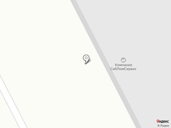 ТК ЛЕГИОН на карте Красноярска
