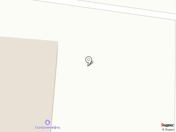 Аккуратный водитель на карте Красноярска