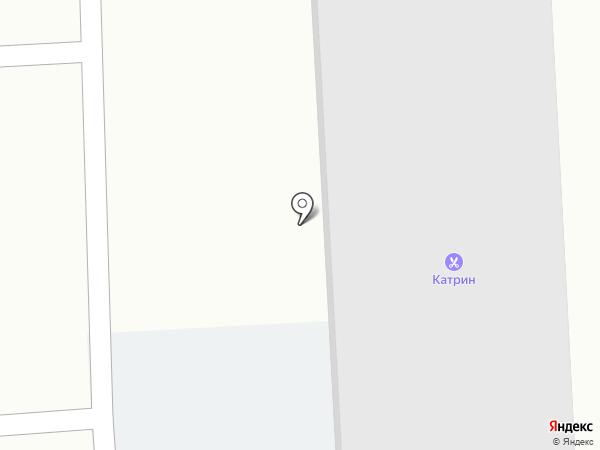 Синатра на карте Красноярска