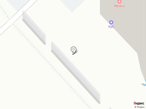 пицца ХИТ на карте Красноярска