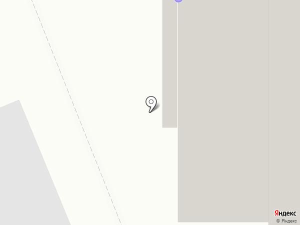 АкваЛоск на карте Красноярска