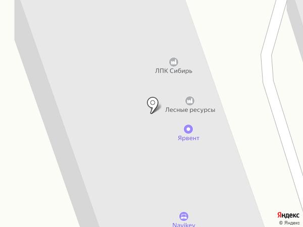 ГОЛД-Н на карте Красноярска