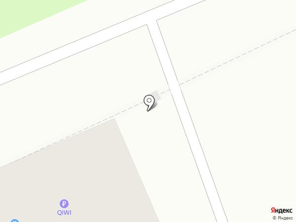 Qiwi на карте Красноярска
