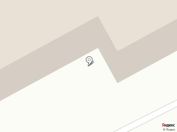 АХВ на карте Красноярска