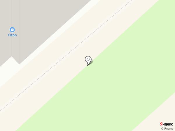 ТехЭнерго на карте Красноярска