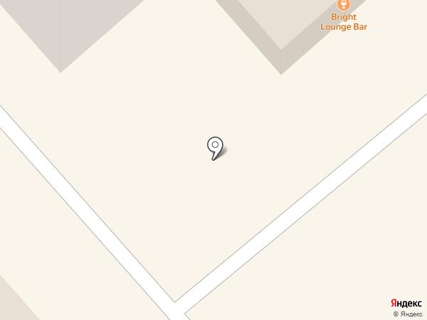 Bright lounge bar на карте Красноярска