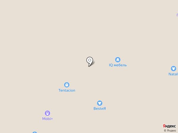 Московский ювелирный завод на карте Красноярска