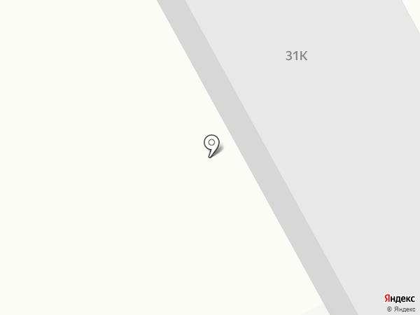 Ремтехкомлект на карте Красноярска