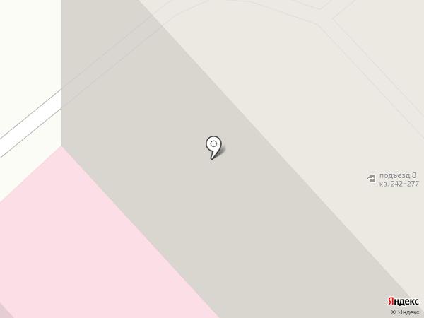 Дубрава, ТСН на карте Красноярска