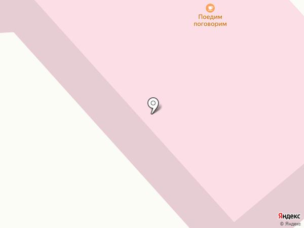 МЕЛЬС на карте Красноярска