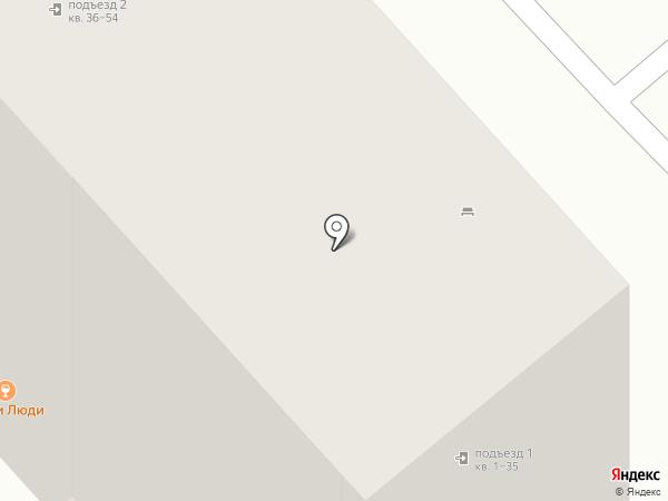 НАШИ ЛЮДИ! на карте Красноярска