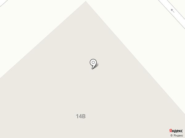 Алгоритм на карте Красноярска
