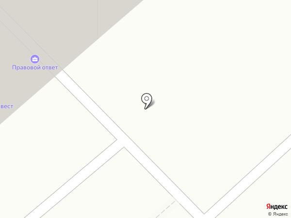 КрасАТС на карте Красноярска