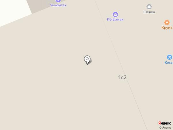 Мдм-техно на карте Красноярска