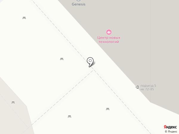 ЮрФинанс на карте Красноярска