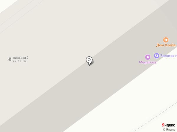 Мульти-хенд на карте Красноярска