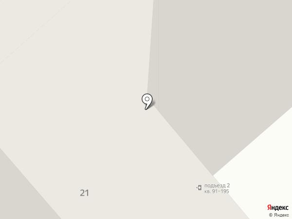 Мебельный проект на карте Красноярска