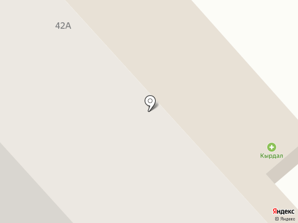 Детская лавка на карте Красноярска