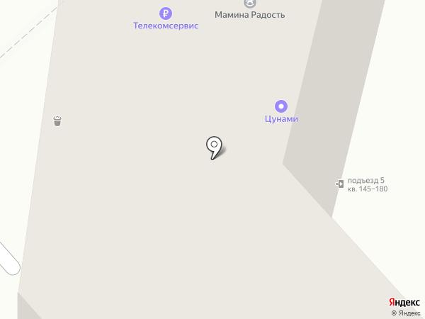 История на карте Красноярска