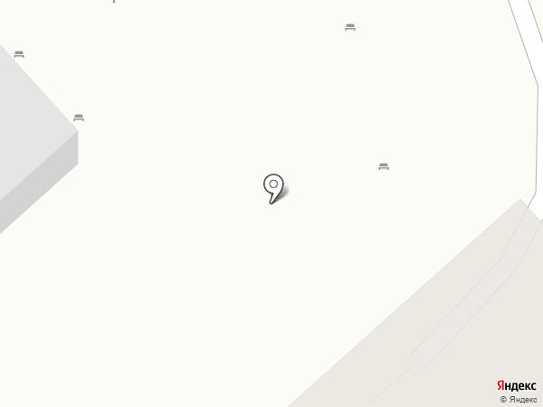 ТЕПЛОИМПУЛЬС на карте Красноярска