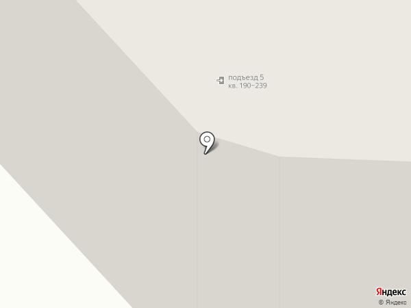 Красота на карте Красноярска