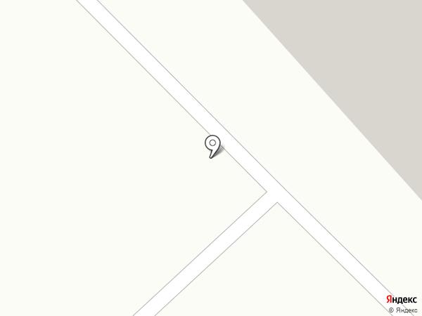 Экран на карте Красноярска