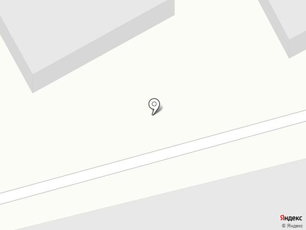 Цифродом на карте Красноярска