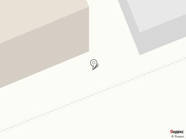Выбор на карте Красноярска
